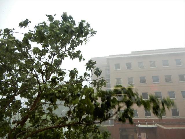 storm outside