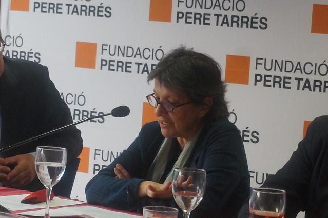 Fòrum Social Pere Tarrés amb Rosa Vidal