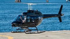 C-GGML - Sky Helicopters - Bell 206B Jetranger