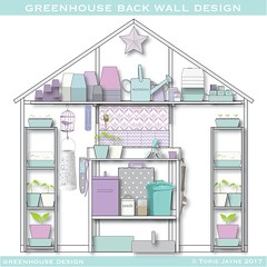 Greenhouse Design back wall design-01
