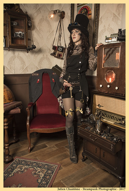 Steampunk Photographie Japan Addict, Nikon D750, Sigma 24-70mm F2.8 EX DG Macro