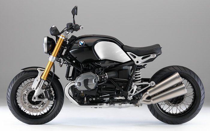 BMW R 1200 Nine-T 2016 - 19
