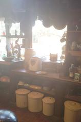 Inside Big Kitchen at Rubel Castle
