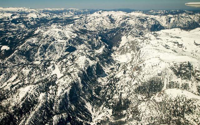 Matterhorn Creek, Yosemite High, Canon EOS REBEL SL1, Canon EF-S 17-55mm f/2.8 IS USM