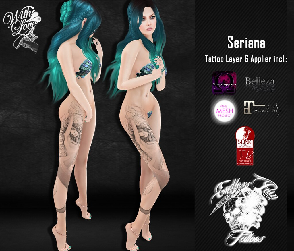 Seriana Vendor for Women only Hunt - SecondLifeHub.com