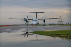 Bombardier Q400 @ Doors Open Toronto 2017