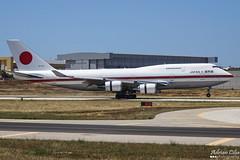 Japan Air Self-Defence Force (JASDF) --- Boeing 747-400 --- 20-1101