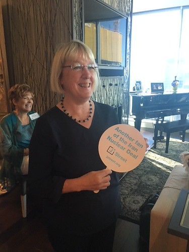 Senator Patty Murray Supporting the Iran Nuclear Deal
