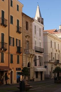 Plaça del Pou Vell - Piazza Civica (l'Alguer)