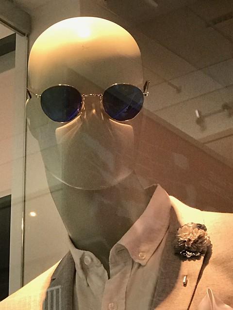 Creepy Galleria Mannequin 2
