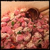 #Pork #Sausage and #Peppers #Sugo #Homemade #CucinaDelloZio - toss in roughly formed pork balls (or sliced sausage)