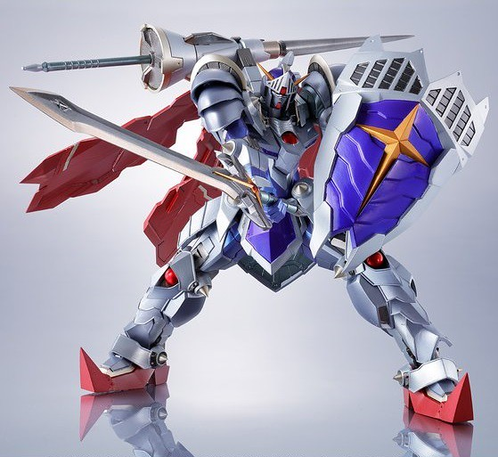 METAL ROBOT魂 《SD鋼彈外傳》「騎士鋼彈」真實版本!騎士ガンダム(リアルタイプVer.)