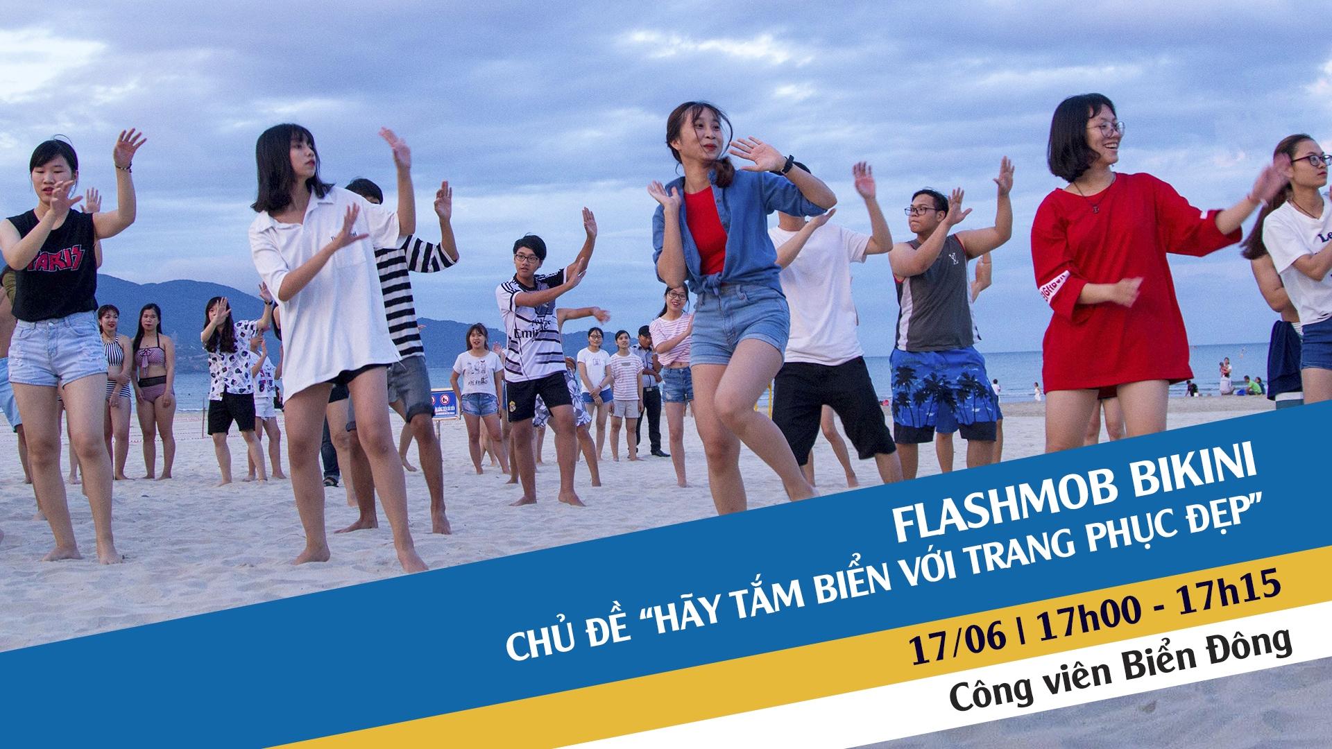 Đà Nẵng - Điểm hẹn mùa hè 2017 flashmob