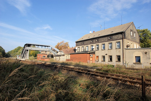 Haltepunkt Demitz-Thumitz Oktober 2014