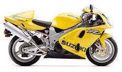 Suzuki TLR 1000 2003 - 8