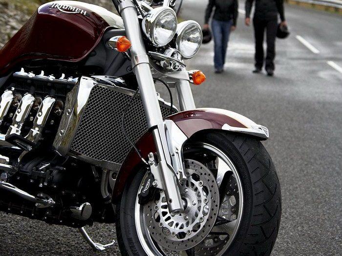 Triumph 2300 ROCKET III 2004 - 21