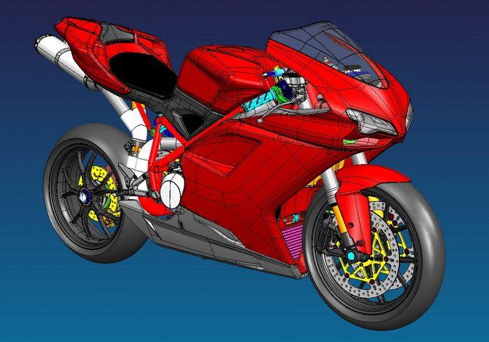 Ducati 1098 2007 - 17