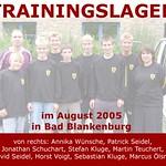 2005-08 Jugend-Trainingslager