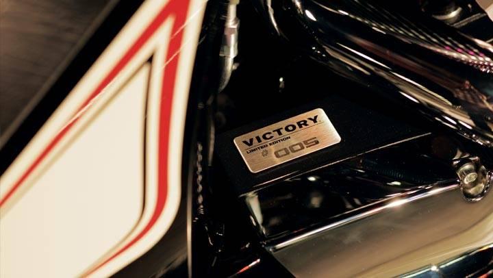 Victory 1700 CROSS ROADS CLASSIC L.E. 2012 - 14