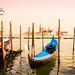 Venetian Gondola - Venice, Italy (EXPLORED) by andrebatz