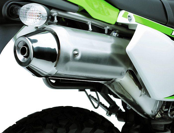 Kawasaki KLX 250 2012 - 12