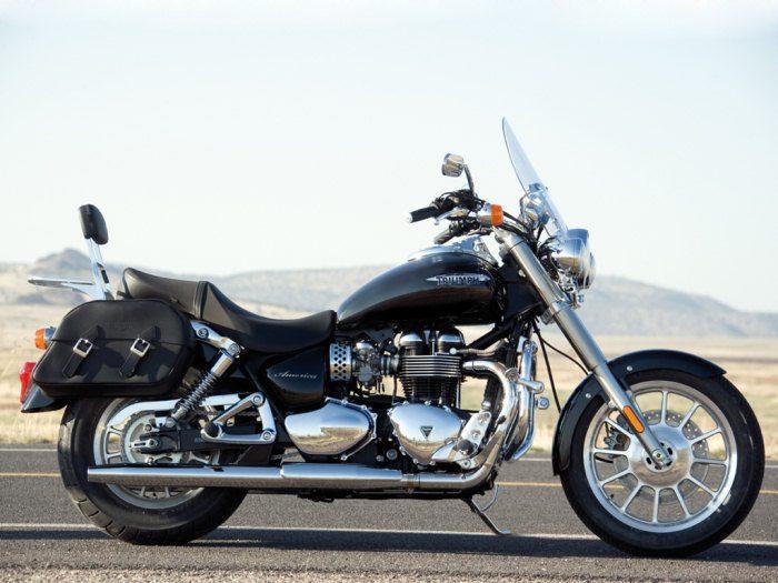 Triumph 800 BONNEVILLE AMERICA 2001 - 14