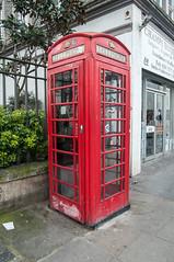 The Telephone Box