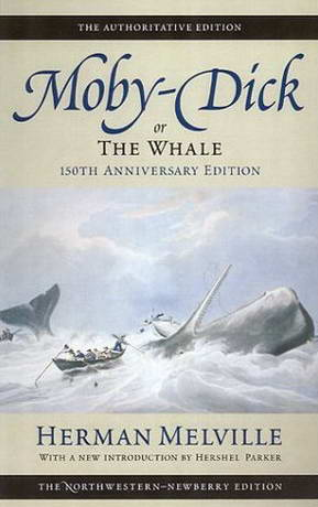 Moby Dick, or the Whale - Herman Melville