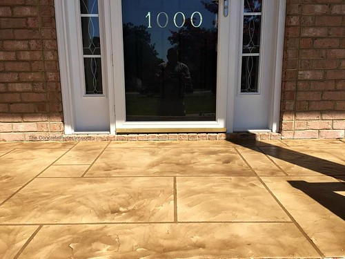 Ashlar Slate Porch- Raleigh, NC