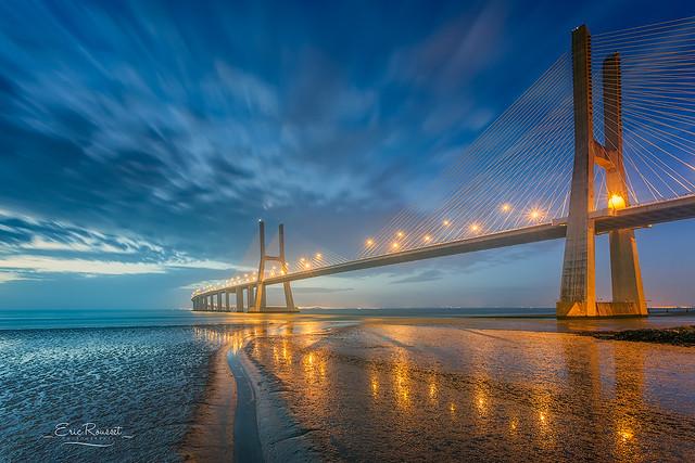 Le Pont Vasco de Gama @ Lisbonne (Portugal)