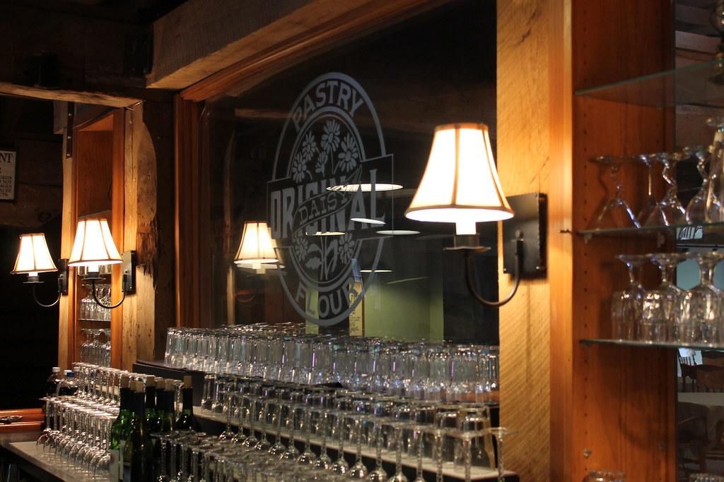 Bar at Daisy Flour Mill