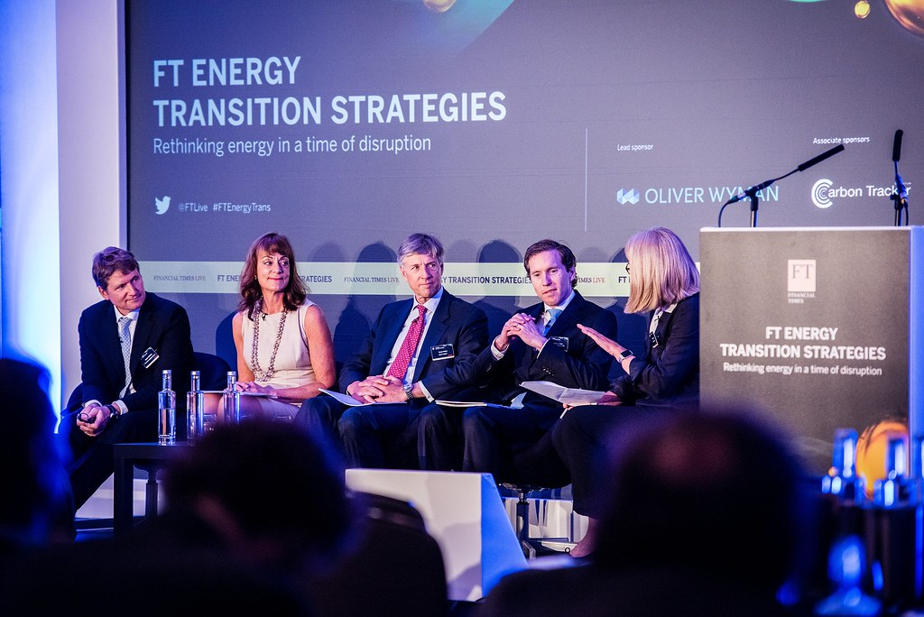 FT Energy Transitions Summit - 24 May
