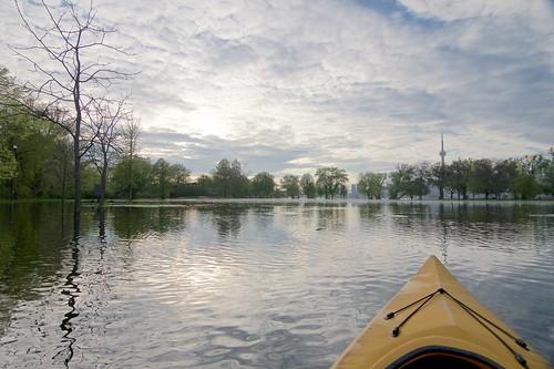 Toronto Islands Flooded Danny Williams @braziliandanny 16