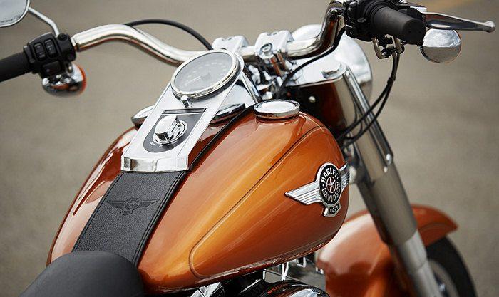 Harley-Davidson 1690 SOFTAIL FAT BOY FLSTF 2014 - 8
