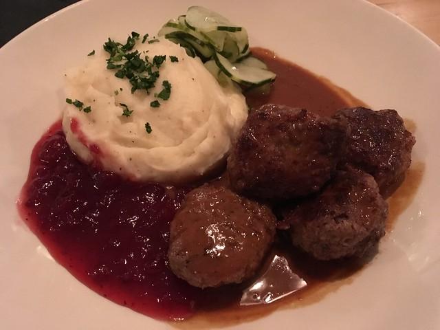 Swedish meatballs - Plaj Restaurant