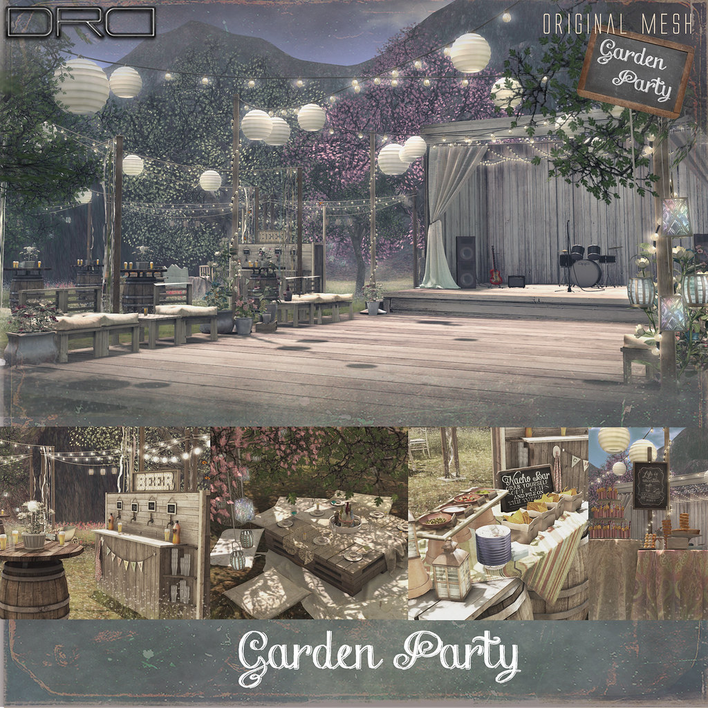 DRD garden party promo 2 - SecondLifeHub.com