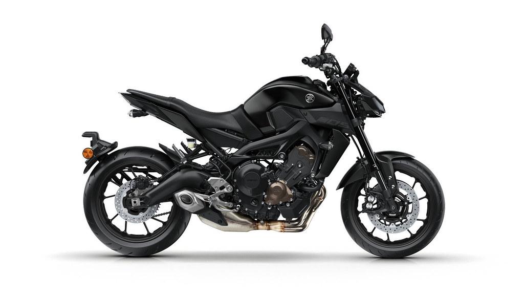 Yamaha 850 MT-09 2018 - 12