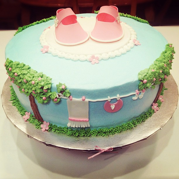 Cake by The Shaky Baker