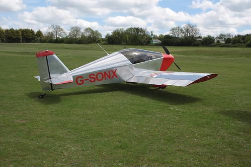 G-SONX Monnet Sonex Popham 210517
