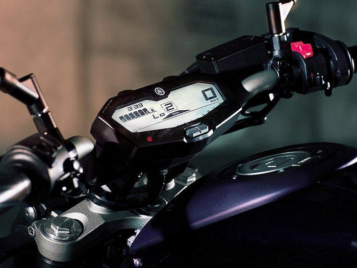 Yamaha MT-07 700 2015 - 23