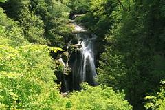 Cascades de l'Audeux  (Doubs)