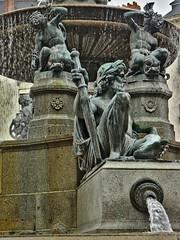 Fontaine Place Royale Nantes