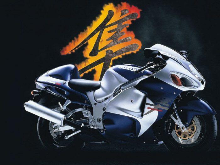 Suzuki 1300 GSX-R Hayabusa 2003 - 21