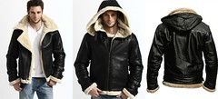 B3 Bomber Removable Hood Jacket