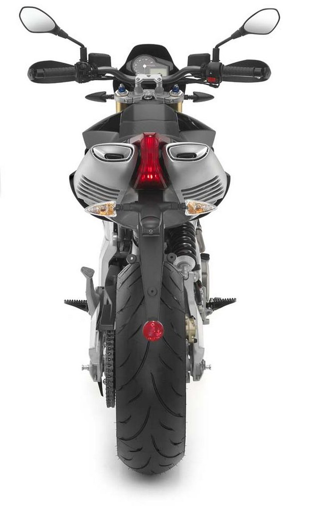 Aprilia SMV 750 DORSODURO 2012 - 1