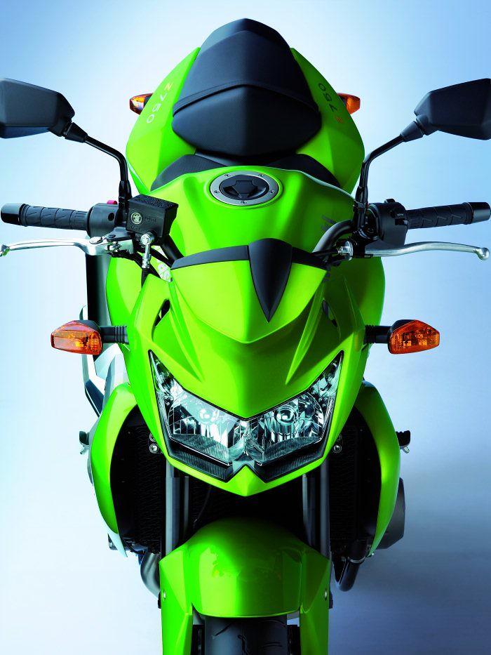 Kawasaki Z 750 2009 - 25