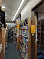 The Book Stop Interior