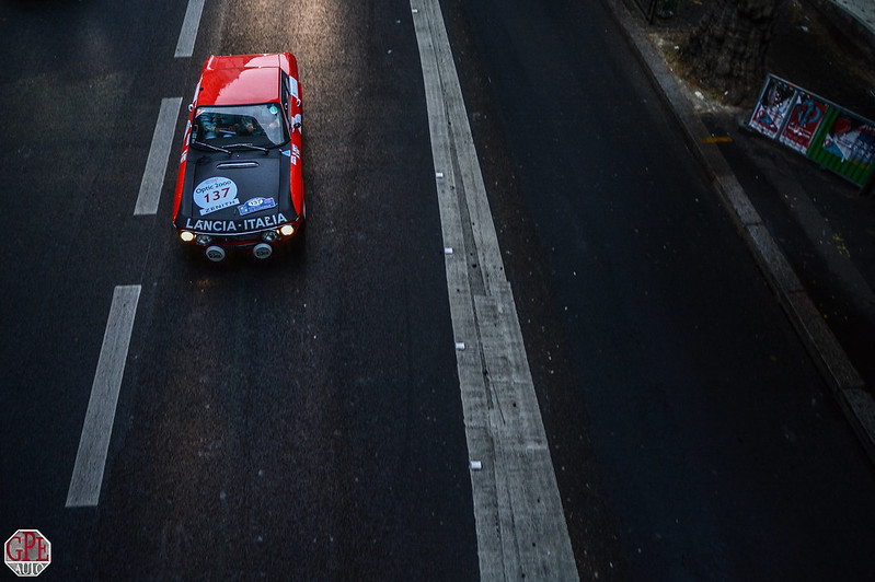 Lancia Fulvia Coupé 1600 HF