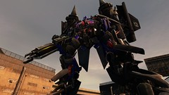 Powered-Up Optimus (West Coast Downtown)