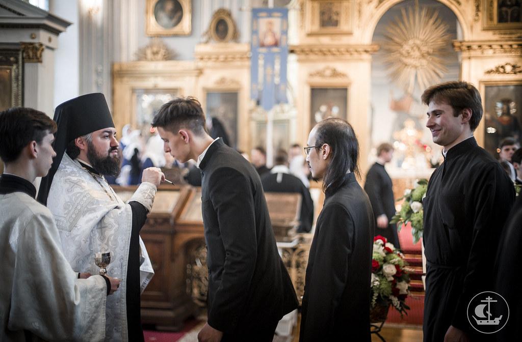 24 мая 2017, Всенощное накануне Вознесения Господня / 24 May 2017, Vigil on the eve of the Lord's Ascension